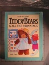 Easy-To-Make Teddy Bears & All the Trimmings [Nov 01, 1988] Davis, Jodie - $12.95