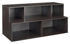 ClosetMaid 5080 Store-All Organizer, Espresso - $51.32