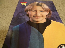 Jonathan Taylor Thomas teen magazine poster clipping double sided All-stars mag