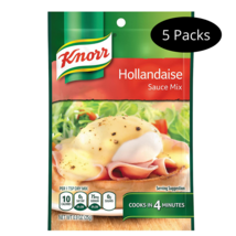 Knorr Hollandaise Sauce 5 Packs Best by 04/28/2022 - $19.99