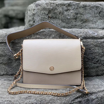 Tory Burch Robinson Color Block Convertible Shoulder Bag - $350.00