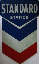 Standard Station Metal Sign - $19.95
