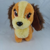 "Disneyland Vintage 6"" Lady Stuffed Animal Plush Dog Lady & the Tramp FRE... - $9.99"