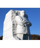 Martin Luther King Jr. Memorial on National Mall Washington DC 2011 Phot... - $6.61+