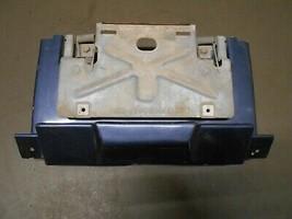 83 1983 Pontiac Bonneville Sedan Rear BLUE License Plate - Fuel Access P... - $49.99