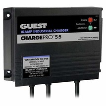 ChargePro 10A 2 Bank 12V/24V Waterproof Battery Charger - $128.99