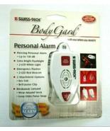 Swiss Tech Body Gard Personal Alarm flashing signaling lights Sonic Alar... - $12.73