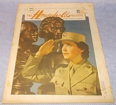 Vintage Ladies Household Magazine War Issue July 1943 Women Patriotic - $7.95