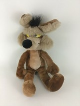 "Wilee Coyote 14"" Plush Stuffed Toy The 24k Company Vintage 1993 90s Toy - $24.70"