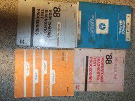 1988 Dodge RAM VAN WAGON RWD Service Shop Repair Manual SET OEM FACTORY ... - $89.09