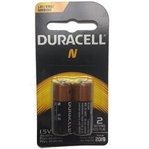 Duracell Coppertop Alkaline Medical Battery, N, 1.5V, 2 Pack - $6.55