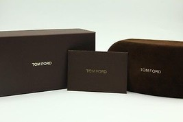 NEW TOM FORD TF 338 14X COLIN SLIVER SUNGLASSES GRADIENT AUTHENTIC 58-16... - $215.05
