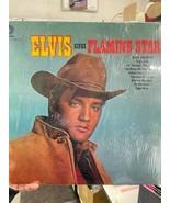 Elvis sings Flaming Star - $20.00