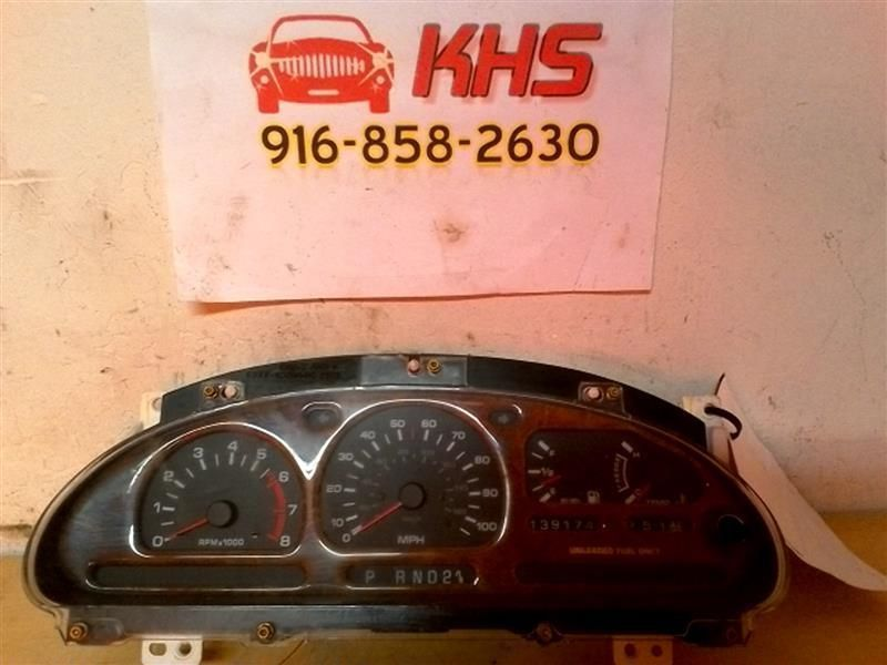 Primary image for Speedometer Analog Head Only Fits 93-95 VILLAGER 69438