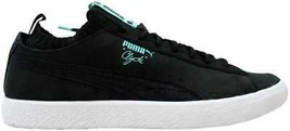 Puma Clyde Sock Lo Diamond Black/Black 365653 01 Men's Size 7.5 - $120.00