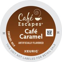 Café Escapes Cafe Caramel, 24 count K cups, FREE SHIPPING  - $19.99