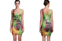 A TRIBE CALLED QUEST BODYCON DRESS - $23.99+