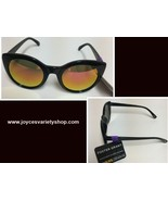 Foster Grant Black Cat Multi-Color Iridescent Sunglasses Max Block - $11.99