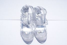 Toe Size Heel Chose Your Open Anna Silver Women's Sandal High Stripe q4xBnw7tRv