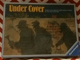 Ravensburger Under Cover Board Game 1986 BNIB - $49.95