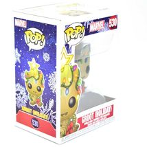 Funko Pop! Marvel Christmas Holiday Groot #530 Vinyl Bobble-Head image 5