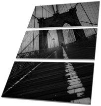 "Pingo World 1221P82CV2Y ""Moises Levy Brooklyn Bridge"" Gallery Wrapped Tr... - $128.65"
