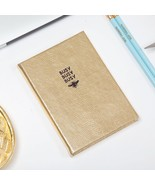 New gold covered embossed Busy Busy Bee Journal - $39.99