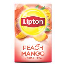 Lipton Peach Mango Herbal Tea (20 Bags Each) - FROM CANADA - $19.97