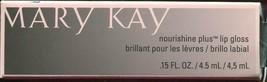 Mary Kay NouriShine Lip Gloss - Icicle #047928 - Brand New - $9.89