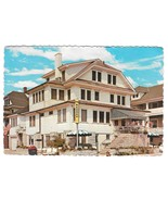 Ocean City NJ Nassau Apartments 15th St Ocean Av Vintage 4X6 Postcard - $6.99