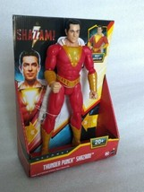 DC Shazam Thunder Punch Action Figure 20+ Sounds & Phrases !NEW! - $17.99
