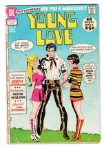 Young Love #89 Comic book-DC ROMANCE-GOOD Issue G - $25.22