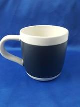 Starbucks 2009 Celebration Black White Chalkboard Coffee Mug Cup 18 fl oz - $11.87