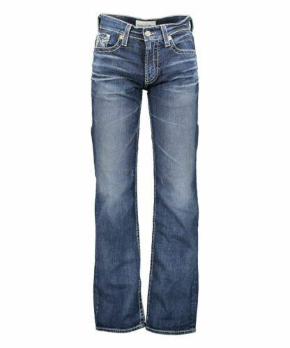 31 X S Big Star Men's Jeans Vintage Pioneer Regular Boot Pants 12 Year Hampton