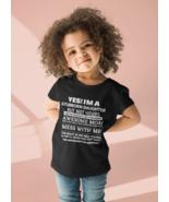 Stubbon Daughter Kid's Premium Organic T-Shirt - $17.99