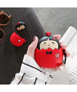 3D Cute Cartoon Silicone Airpod Protective Case Cover Skin For Apple Air... - $6.19