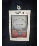"""Frozen II """"Snow It All"""" bracelet - $18.99"""