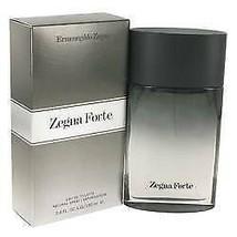Zegna Forte Cologne By Ermenegildo Zegna For Men 3.4 Oz Eau De Toilette Spray - $42.95