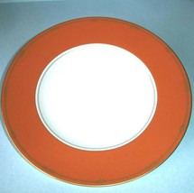 """Monique Lhuillier Royal Doulton Charms Coral Accent Plate 9"""" Made in Eng... - $54.90"""