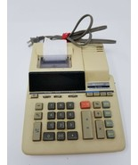 SHARP EL-1197IV 10 DIGIT Printing Calculator with Tax Function - $8.90