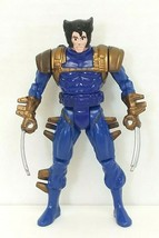 "Marvel X-Men Spy Wolverine 5"" Action Figure 1993 ToyBiz Used Read Descri... - $10.00"