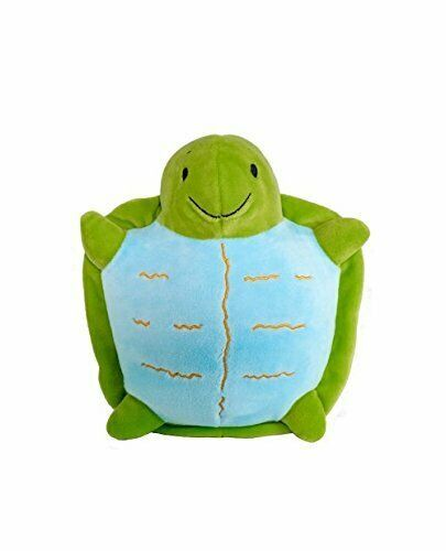 GooseWaddle Plush Turtle Dino Soft Baby Gift Squeezable NEW FS! image 4