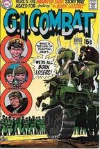 G.I. Combat Comic Book #138 First Born Losers, DC Comics 1969 FINE+ - $67.72