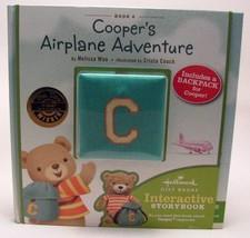 Hallmark Gift Books KOB8030 Book 4 Cooper's Airplane Adventures (Book 4) - $64.79