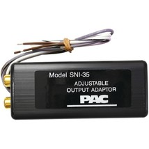 PAC(R) SNI-35 Adjustable 2-Channel Line-Out Converter - $28.07