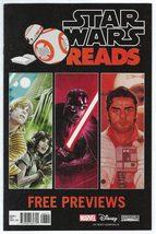 Star Wars Reads #1 sampler Promo Comic Book Aaron Larroca Unzueta 2017 - $4.99