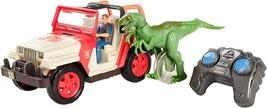 Jurassic World Jeep Wrangler Raptor Attack RC NEW - $51.99