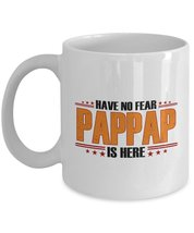 HappyHome Shop Fathers day Gifts - Have No Fear Pap Pap is Here - Father... - $13.95