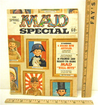 Vintage 1971 Mad Magazine Special Our Price 60 cents Cheap Alfred E. Neumann - $27.81