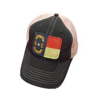 North Carolina Flag Distressed Trucker Snap Bac... - $21.95